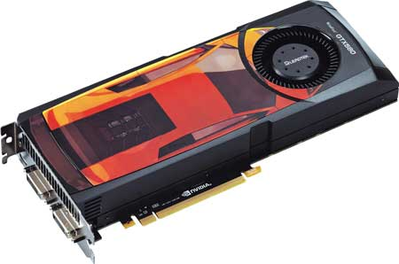 Видеокарта Leadtek GeForce GTX580 3Gb
