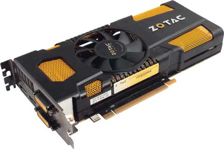 Zotac GeForce GTX560 Ti