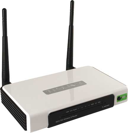 3G-маршрутизатор TP-LINK TL-MR3420