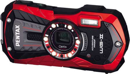 Pentax Optio WG-2 GPS
