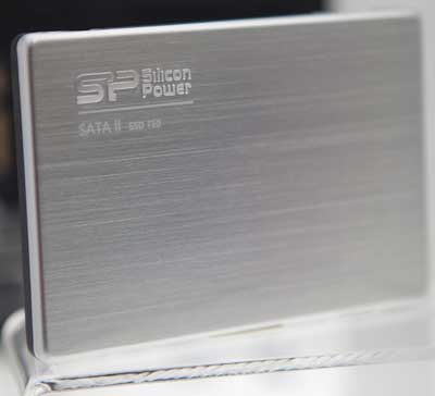 SSD-накопитель Silicon Power Technology T10