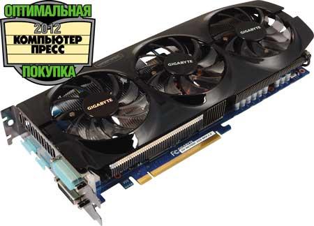 Видеокарта GIGABYTE GeForce GTX 670 OC | КомпьютерПресс: http://compress.ru/article.aspx?id=23096