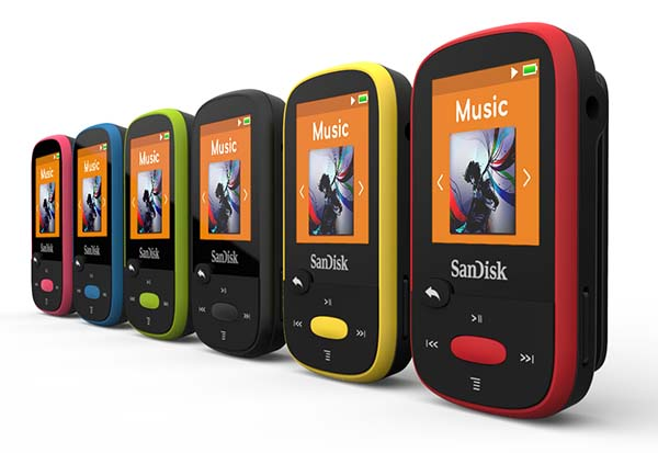 sandisk clipsport-lineup
