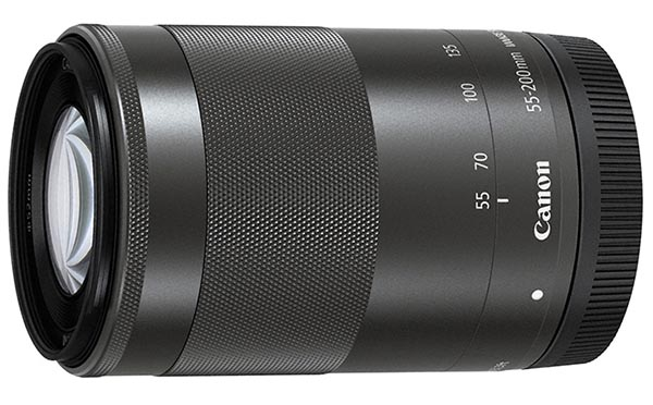 Canon EF-M 55-200mm f/4-6.3 IS STM