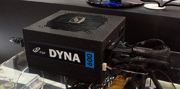 Цифровой блок питания DA-600 серии DYNA