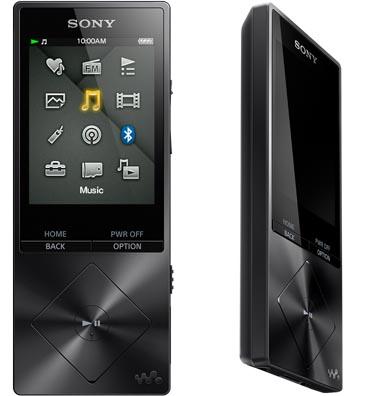 Sony Walkman NWZ-A1x