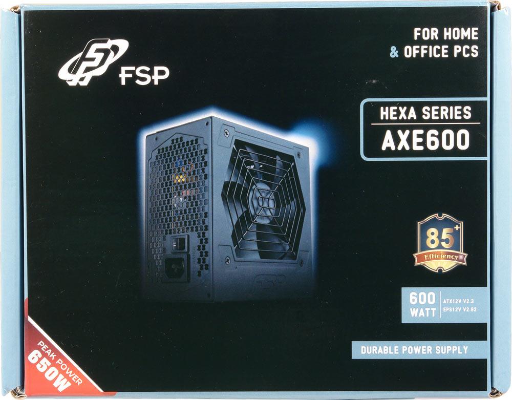 Блок питания FSP HEXA AXE600