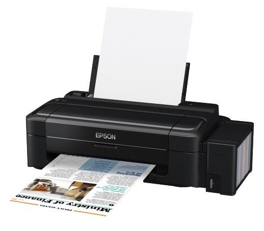 Цветной принтер Epson L300 из серии «Фабрика печати»
