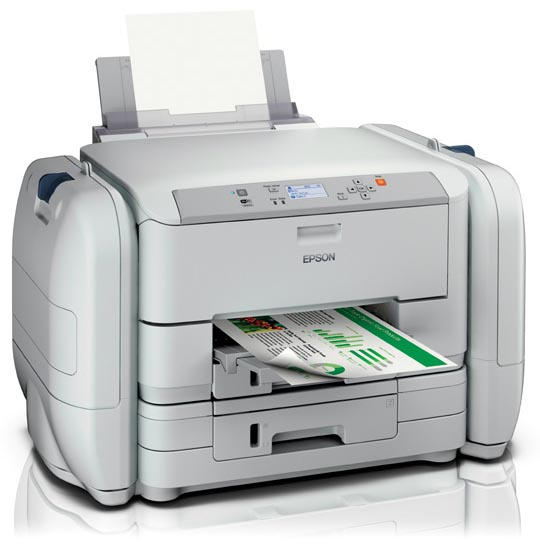 Принтер Epson WorkForce Pro RIPS WF-R5190DTW