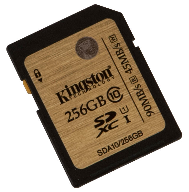 Kingston SDA10/256GB
