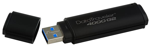 Kingston DataTraveler 4000 Gen. 2