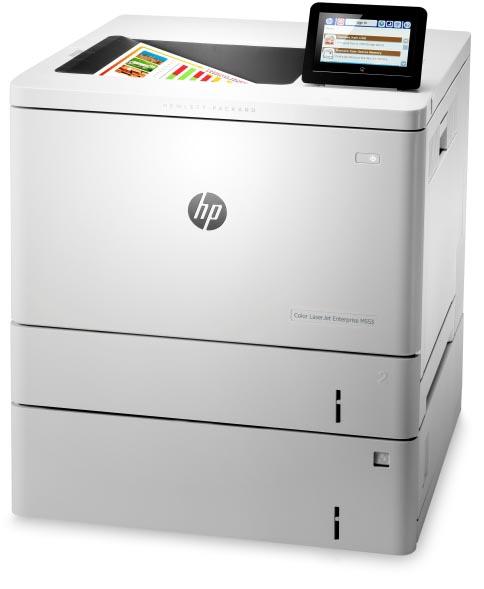 Принтер Color LaserJet Enterprise M553х