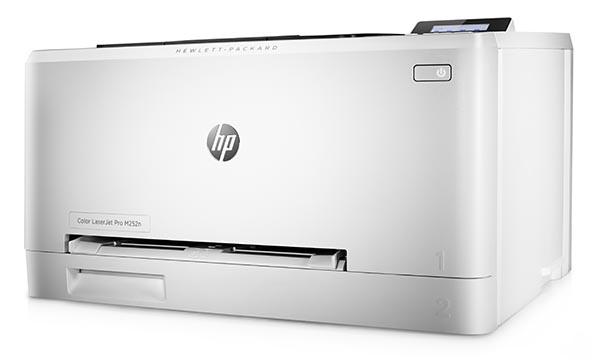 Принтер Color LaserJet Pro M252n
