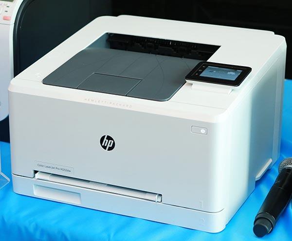 Принтер Color LaserJet Pro MFP M252dw