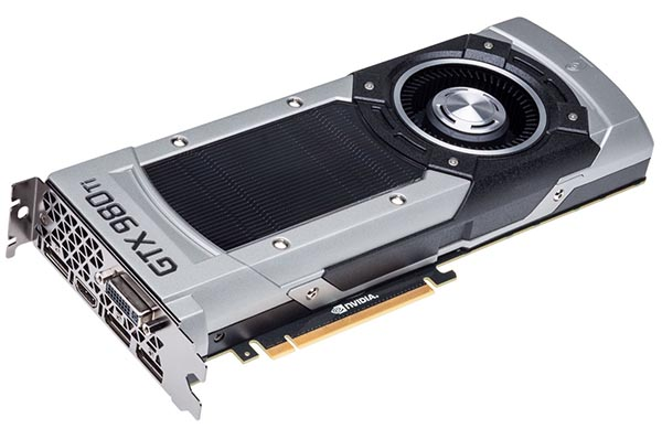 Видеокарта EVGA GeForce GTX 980 Ti
