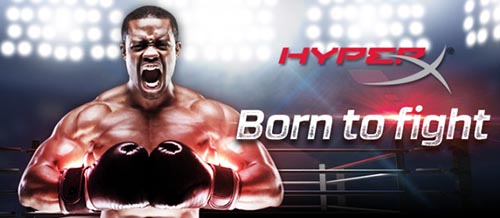 HyperX Born To Fight