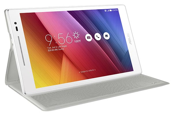 Планшет ZenPad 8.0 (Z380KL) с чехлом Audio Cover