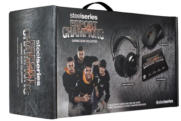 Набор SteelSeries eSport  Champions Bundle