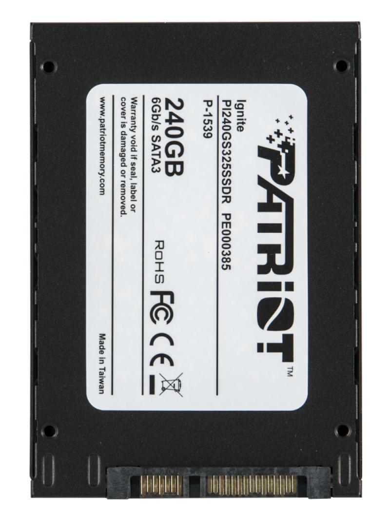 SSD Patriot Ignite 240 Гбайт