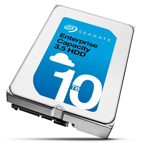 Seagate Enterprise Capacity HDD 10 Тбайт