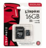 Kingston Industrial SD UHS-I 16 Gb
