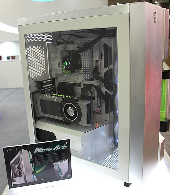 Корпус DeepCool New Ark