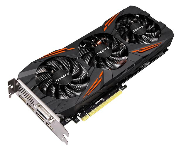 Видеокарта Gigabyte GeForce GTX 1080 G1 Gaming