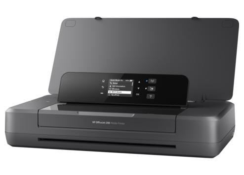 Портативный принтер HP OfficeJet 202 Mobile