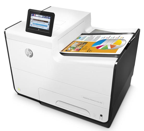 Принтер HP PageWide Enterprise Color 556