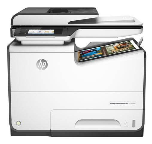 МФУ HP PageWide Managed P57750dw MFP