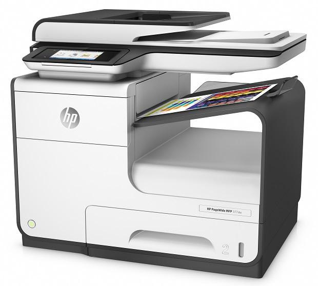 МФУ HP PageWide MFP 377dw