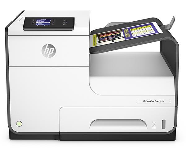 Принтер HP PageWide Pro 452dw