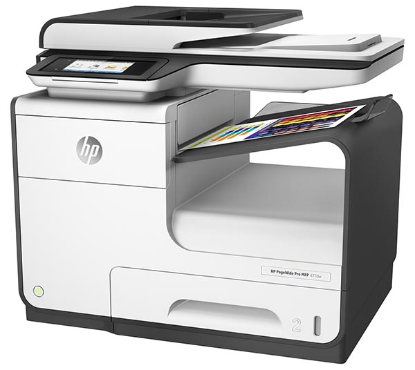 МФУ HP PageWide Pro MFP 477dw