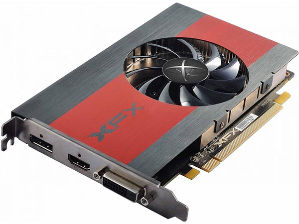 XFX Radeon RX 460 Core Edition