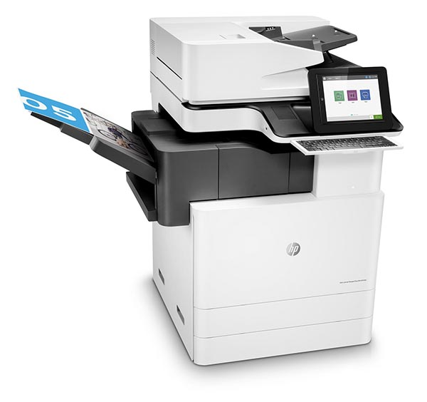 HP Color LaserJet Managed Flow MFP E87640