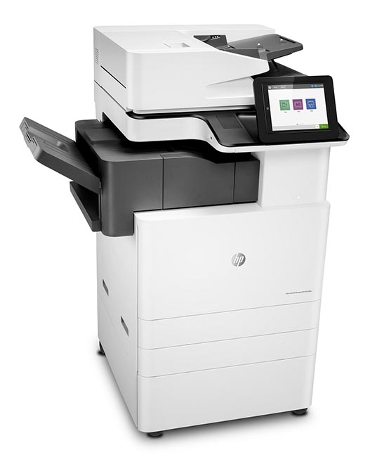 HP Color LaserJet Managed MFP E87650