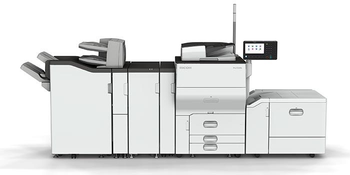 Цифровая печатная машина Ricoh Pro C5200S