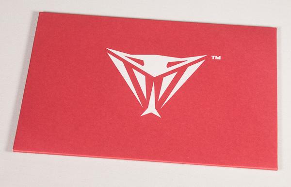 Красный конверт и его содержимое