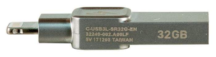 Kingston DataTraveler Bolt Duo 32 Гб