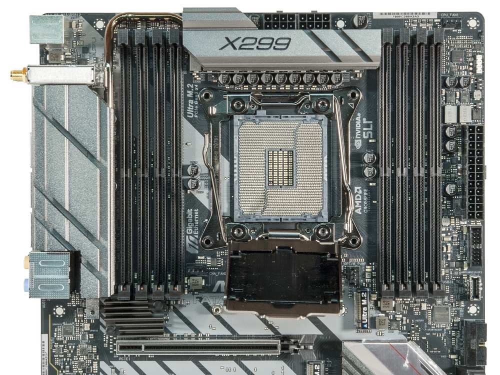 ASRock Fatal1ty X299 Professional Gaming i9 XE